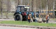 Из Омска с начала весны вывезли больше 85 тысяч тонн мусора
