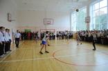 В омской школе №46 открылся спортивный зал после большой реконструкции