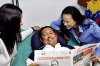 Уго Чавес вернулся в Венесуэлу
