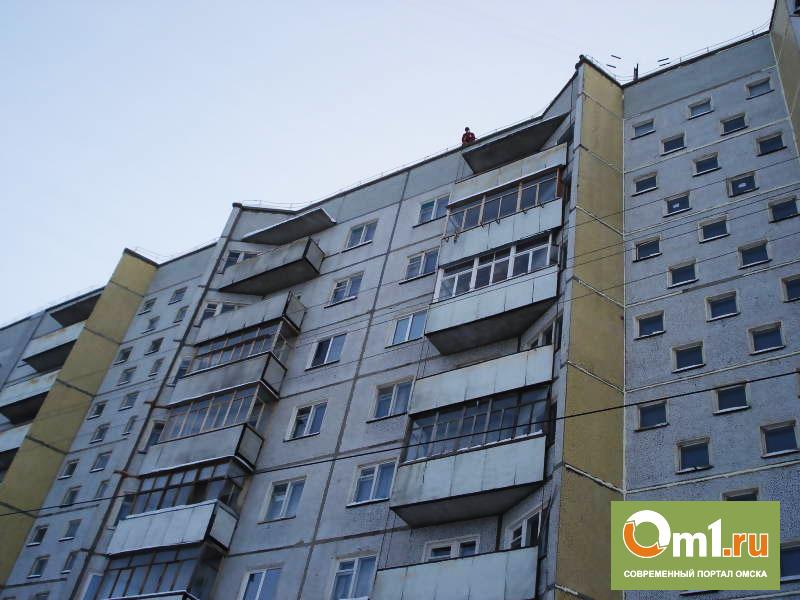 В Омске на месте разрушенного хлебозавода появится жилой дом