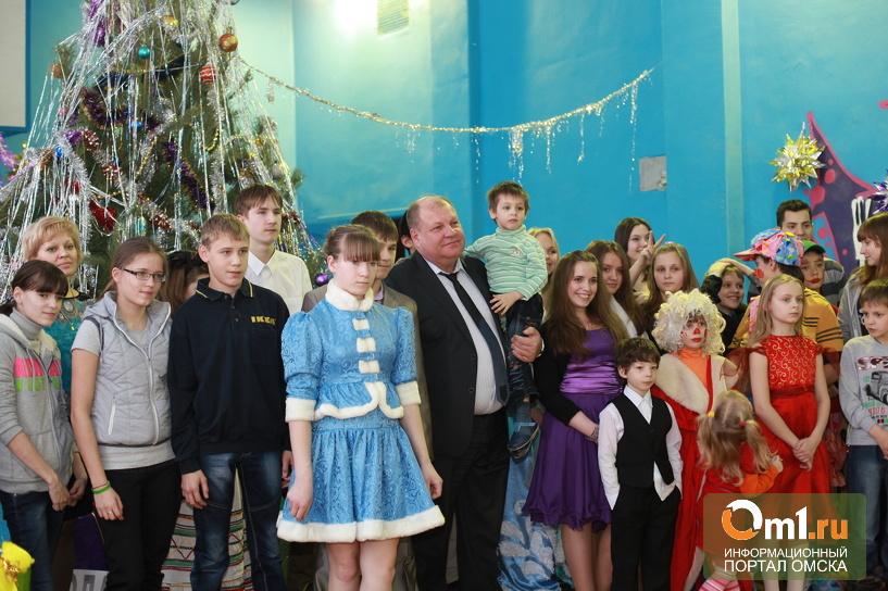 «Газпром нефть» подарила праздник детям