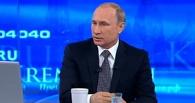 Перерыв на Путина: страна спрашивает с президента в прямом эфире