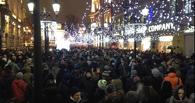 Вместе с Навальным на Манежной площади задержали 245 человек
