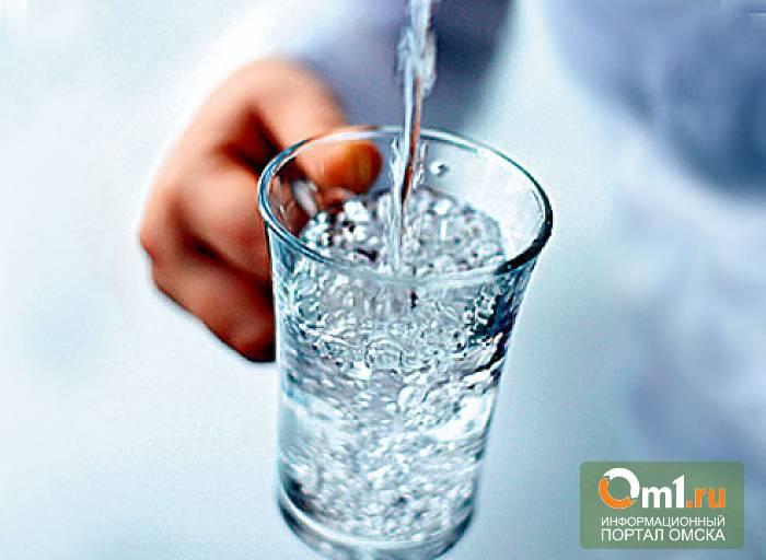 Жителей Омской области на пару суток оставили без воды