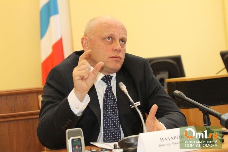 Репутация Омской области пошатнулась из-за Дубина, Гребещикова и Чешукина