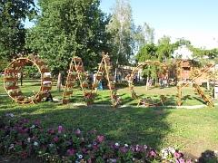 На омской «Флоре-2013» поставят Музыкальный театр из цветов и говорящее дерево
