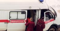 В Омской области водитель насмерть переехал лежащего на дороге человека