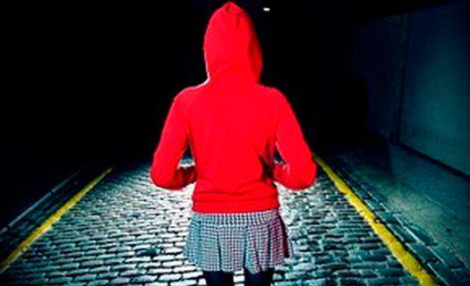 Омская школьница сбежала из дому и была найдена в Тюмени