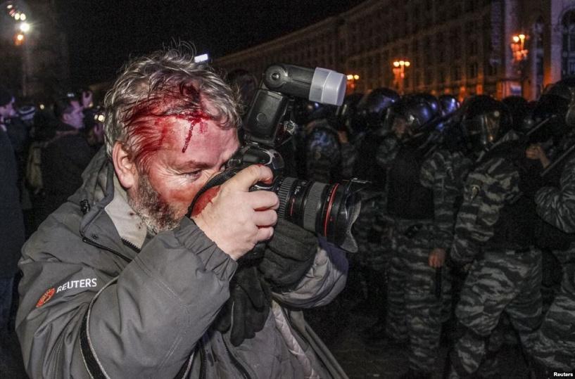 Кровавый Евромайдан претендует на премию Сахарова