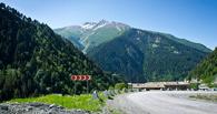 В Южной Осетии автобус с российскими офицерами сорвался в пропасть: шесть человек погибли