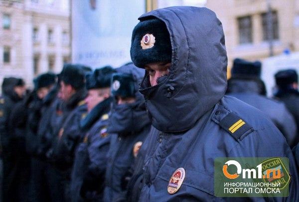 Омские полицейские будут сажать цветы на городских клумбах