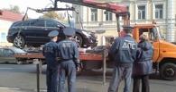 Омские инспекторы вышли на дороги с эвакуатором