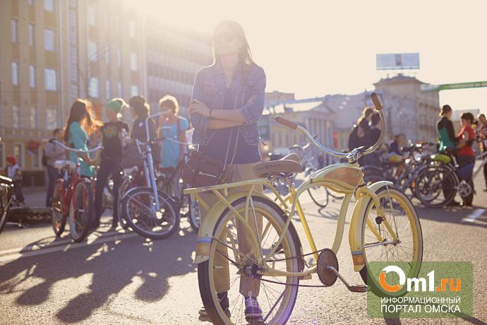В Омске пройдет железнодорожный исторический велоквест