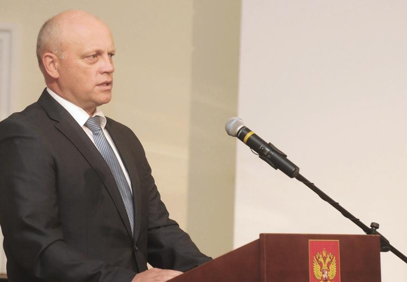 В рейтинге эффективности губернаторов Назаров занял 71 место из 83