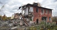 В Омске не смогли снести дом на 1-й Тепловозной