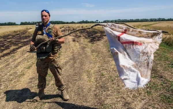 Еще семнадцать украинских военных попросили укрытия в России