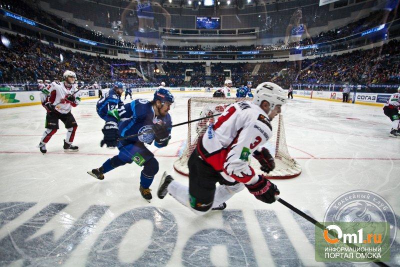 Омскому «Авангарду» остался один шаг до Кубка Надежды