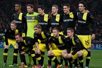«Зенит» в 1/8 Лиги чемпионов сыграет с дортмундской «Боруссией»