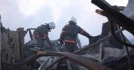 Омские следователи начали проверку по факту пожара, где погибли дети