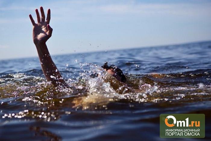В Омской области утонул майор полиции