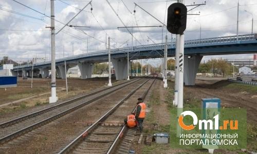 «Мостовик» обещает открыть путепровод на Торговой к 300-летию Омска