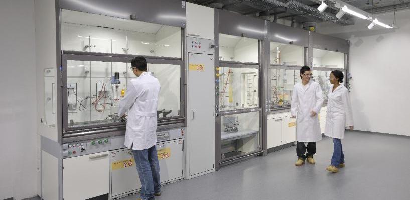 Была проведена международная выставка лабораторного оборудования и мебели