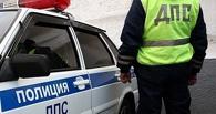 В Омской области на трассе перевернулся автомобиль – водитель погиб