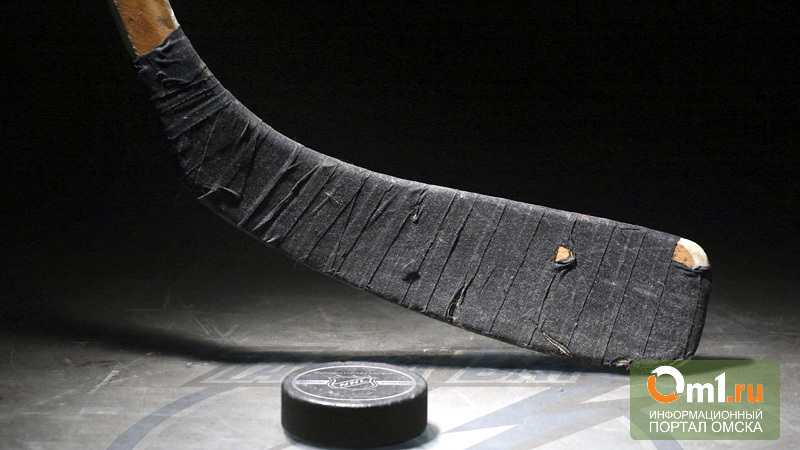 В Омске отец бросил в приемную дочь хоккейной клюшкой