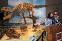 Американские ученые открыли новый вид динозавра