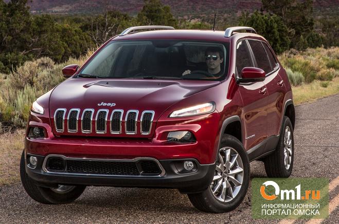 Стали известны рублевые цены на новый Jeep Cherokee