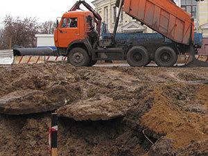 В Омске остановлено строительство еще одного нелегального жилого дома