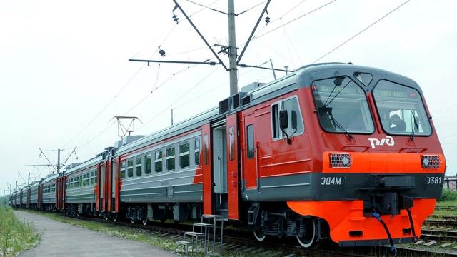 Омские пригородные электрички не будут ходить в ноябрьские выходные