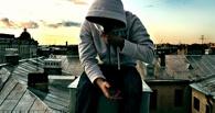 В Омске наркоман пытался спрыгнуть с крыши девятиэтажки