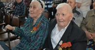 56 ветеранов Центрального округа Омска получили медали к юбилею Победы