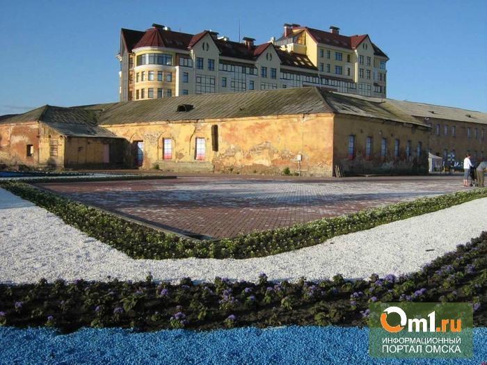 В конкурсе проектов «Омской крепости» поучаствовал всего один архитектор