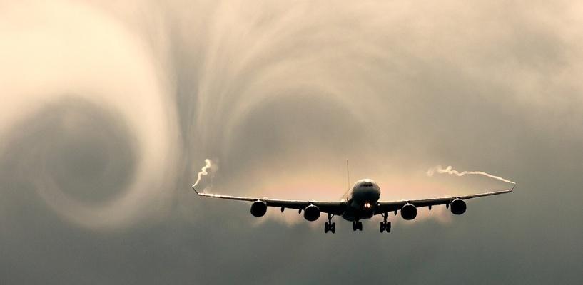 В Омске из-за тумана задержаны три рейса