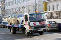 Водителей эвакуаторов предлагают штрафовать за неправильную парковку
