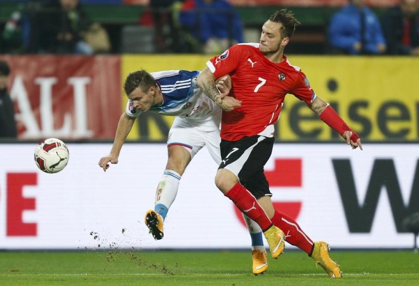 Промахнулись по Вене: Россия проиграла Австрии отборочный матч на Евро-2016
