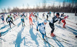 VIP-лыжня: на забег заявились вице-губернатор Компанейщиков и депутаты