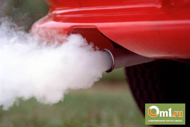 Автомобили будут маркировать по степени выхлопа токсичных веществ