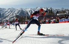 Это фурор! Россияне выиграли все три медали в лыжном марафоне