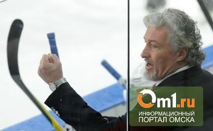 Милош Ржига не обижается на руководство «Авангарда»