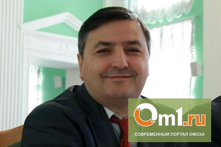 Гамбург возглавит «Корпорацию по развитию Омской области»
