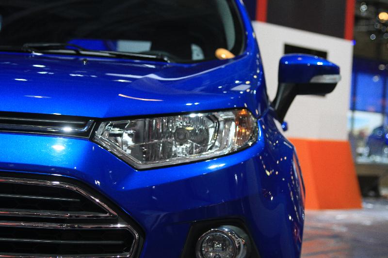 Татарчонок: Ford представил компактный кроссовер EcoSport
