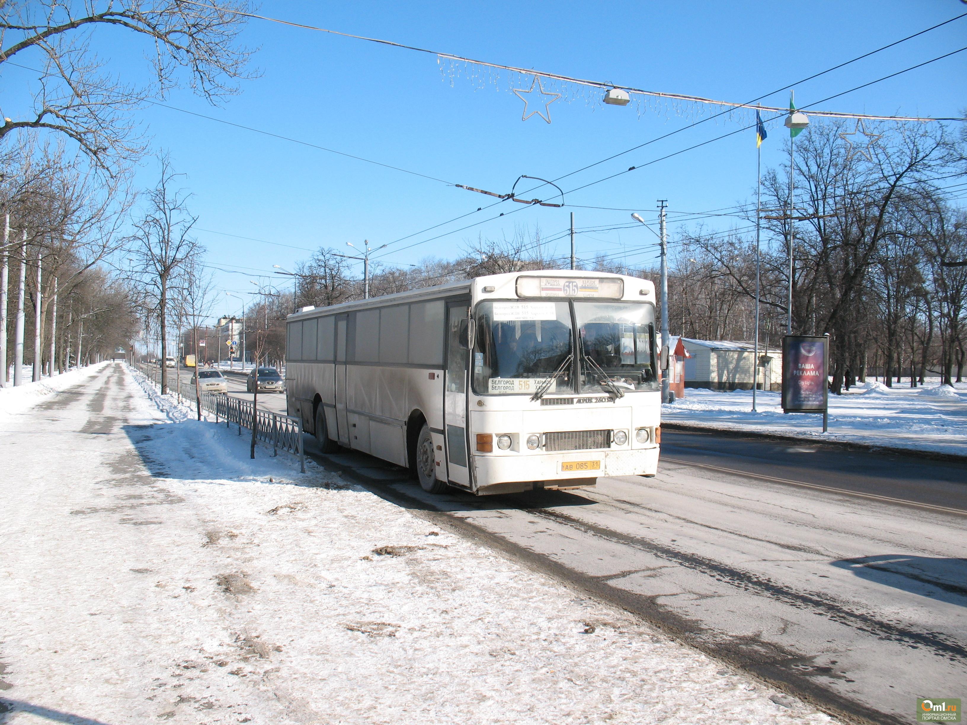 ВОмске увеличили количество автобусов ирейсов