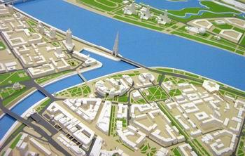 Градостроительная карта Омска пополнится двумя новыми зонами