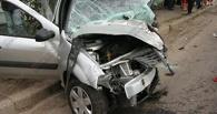 В Омске пьяный автомойщик угнал и разбил машину клиента