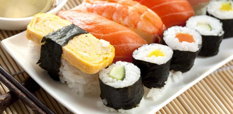 В Омске откроется новый суши-бар