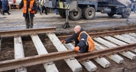 В Омске остановят трамвайное движение
