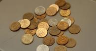 Минтруда: зарплаты россиян упали на 8%